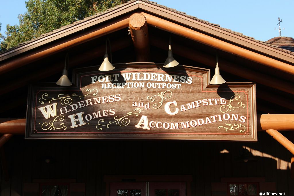 Wilderness Campfire Cabin Disney