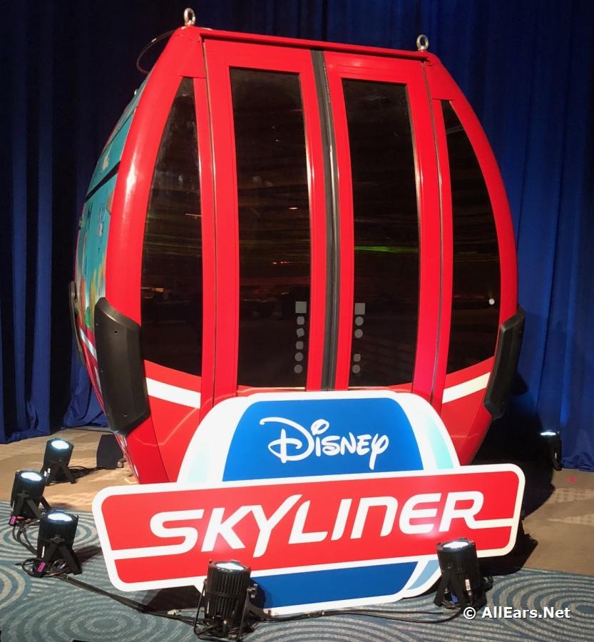 Disney Skyliner Walt Disney World Allears Net