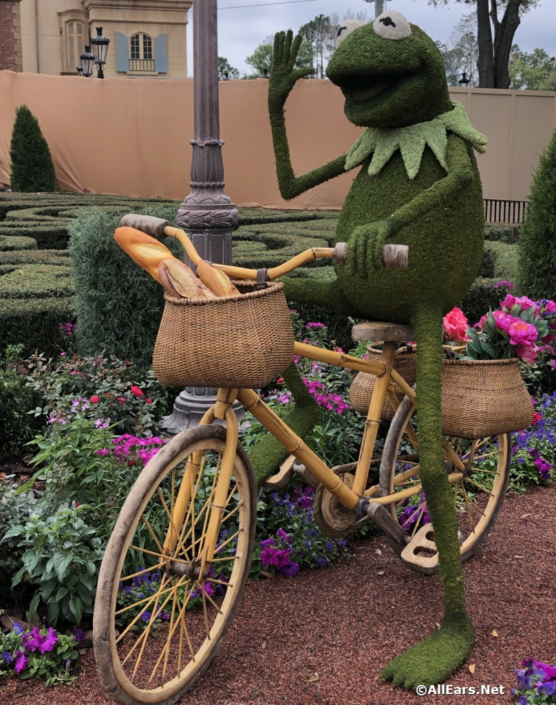 all the entertainment at the 2020 epcot