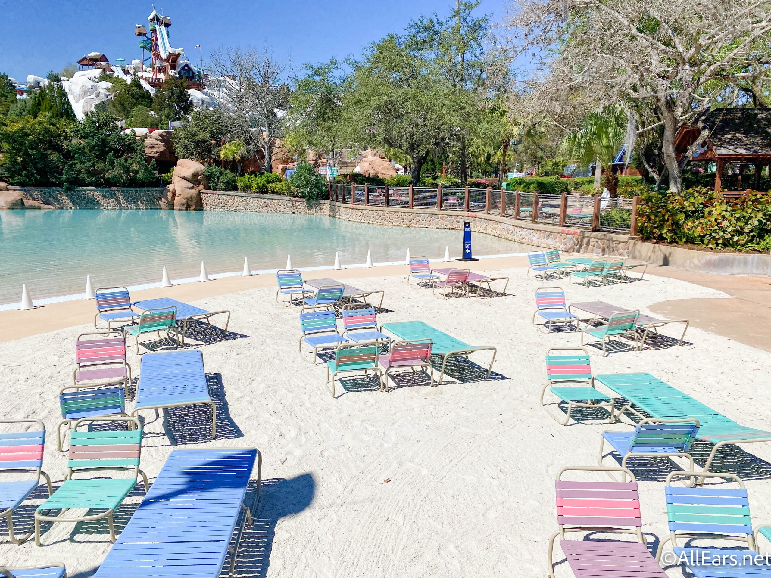 This hill is actually the fifth highest point in florida. Photos Here S What A Reopened Disney S Blizzard Beach Water Park Will Look Like Allears Net