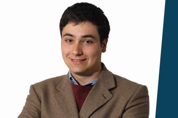 Milo Manica, candidato Sindaco di Angera.