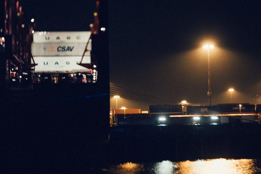 Silvester, Hamburg, Regen