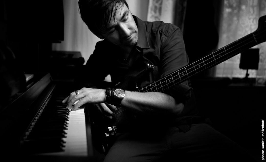 David Alleckna - Bassist, Produzent, Musiker, Hamburg