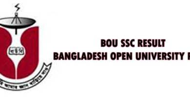 BOU SSC Result 2020
