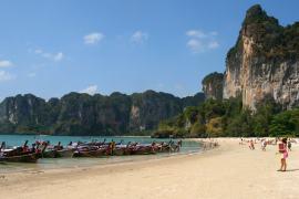 Waar verblijven Krabi