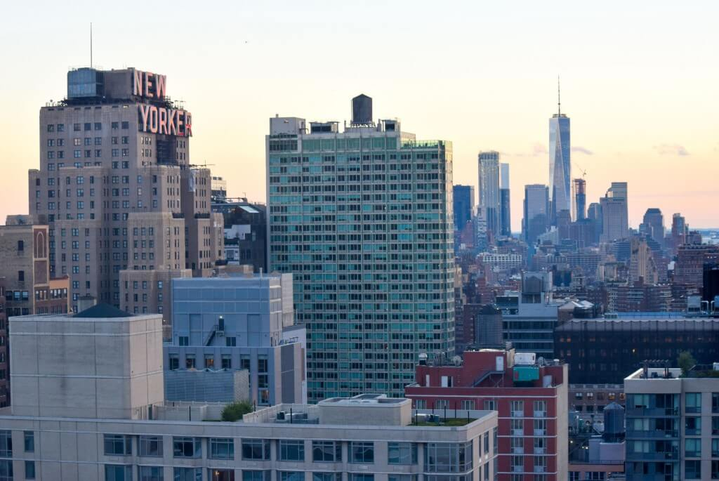 New York City Lovage Rooftop