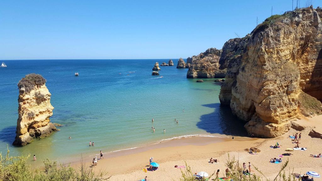 alleen op vakantie portugal