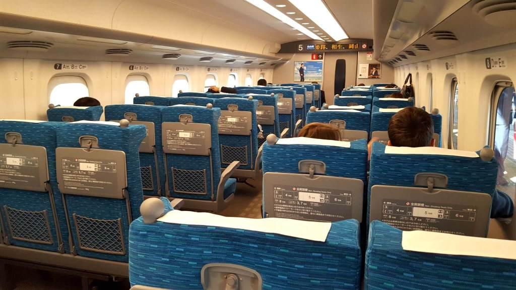 vervoer in Japan