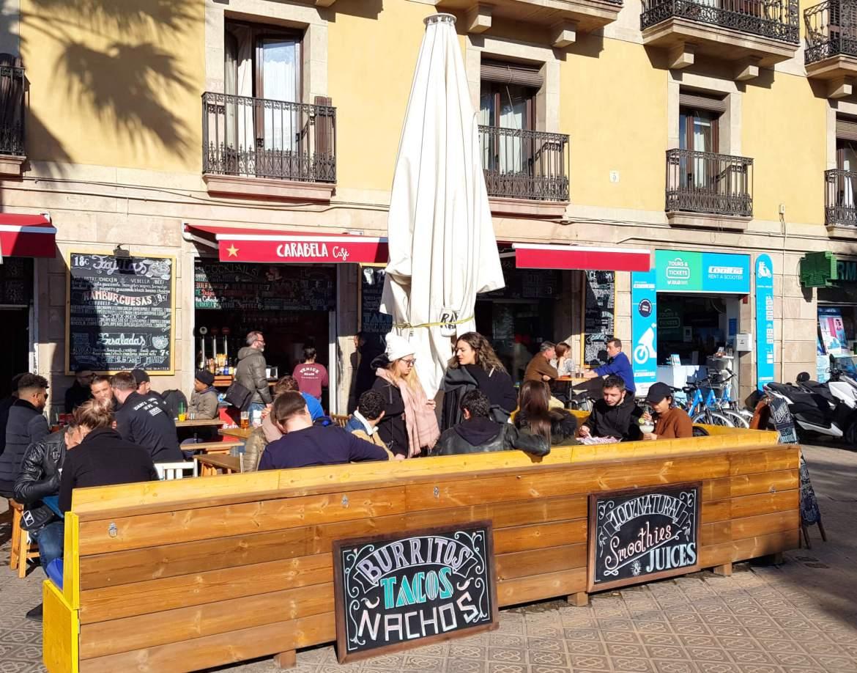 goedkoop eten en drinken in Barcelona