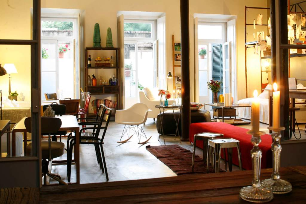A Casa das Janelas com Vista hotel lissabon