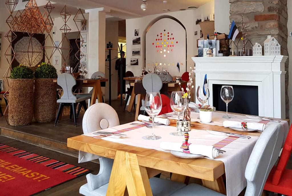 Restaurant Kaerajaan Tallinn