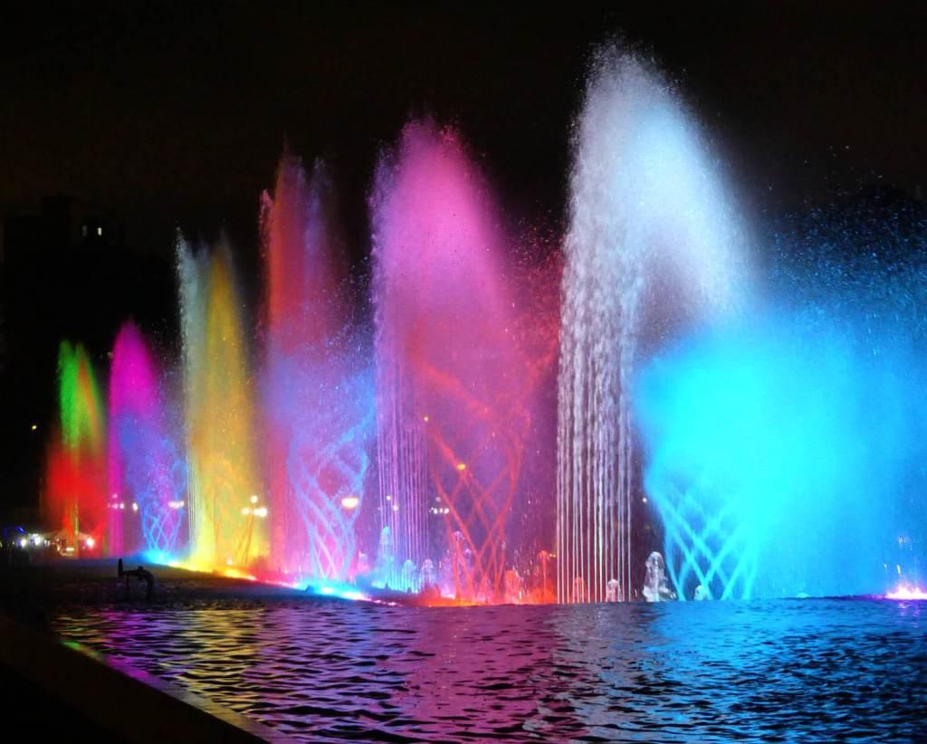 lima fonteinshow