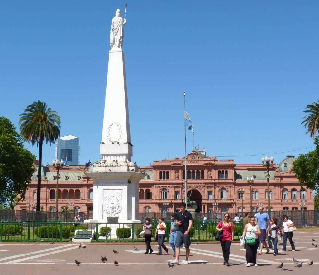 Wereldstad Buenos Aires, de hoofdstad van Argentinië