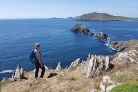 Backpacken in Ierland met de Thule Stir rugzak