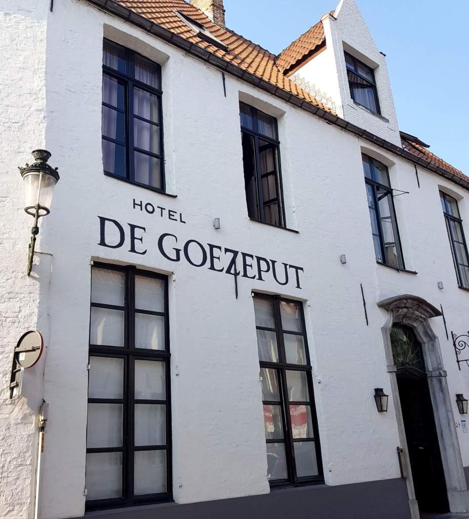 Familiehotel Goezeput in Brugge