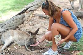 Justine als au-pair in Australie