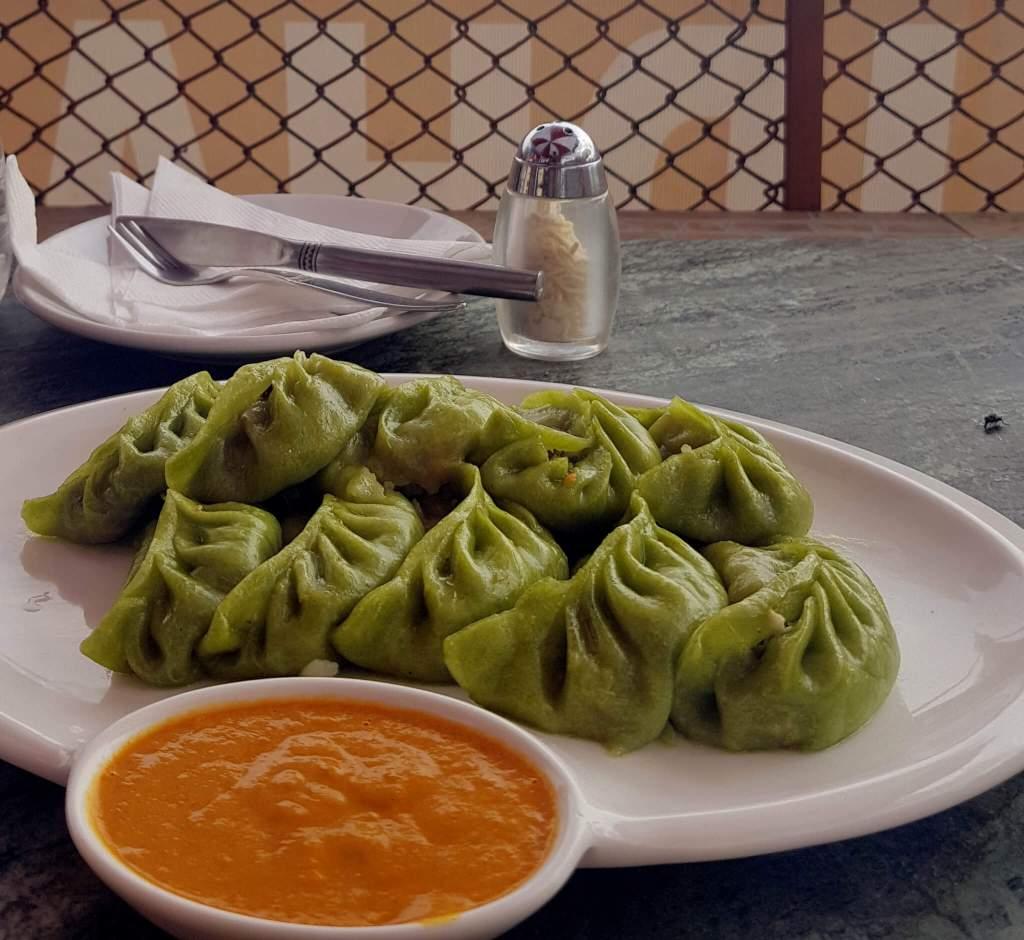 Momo's in Nepal