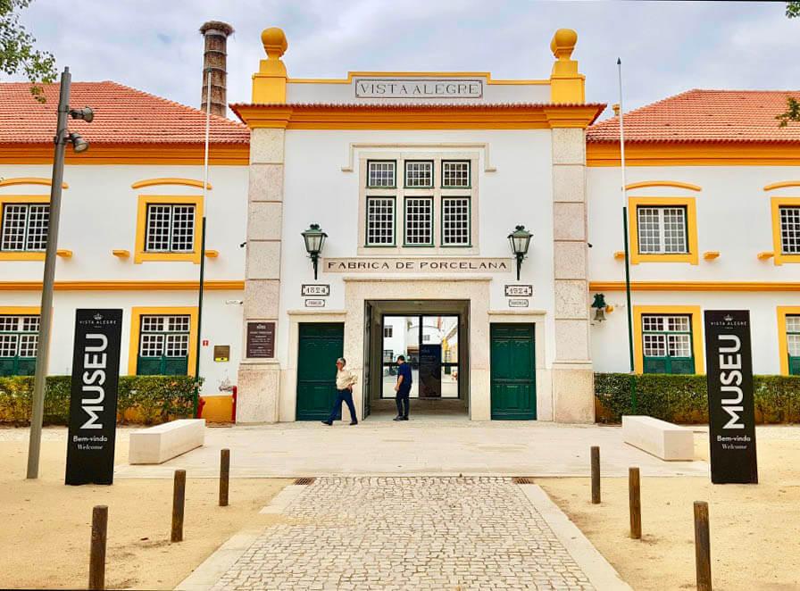 Vista Alegre fabriek en museum
