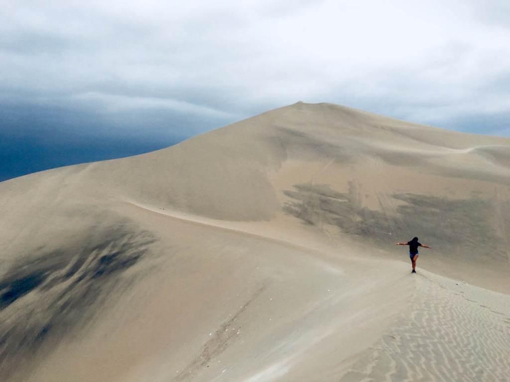 Mijn reisroute door Peru