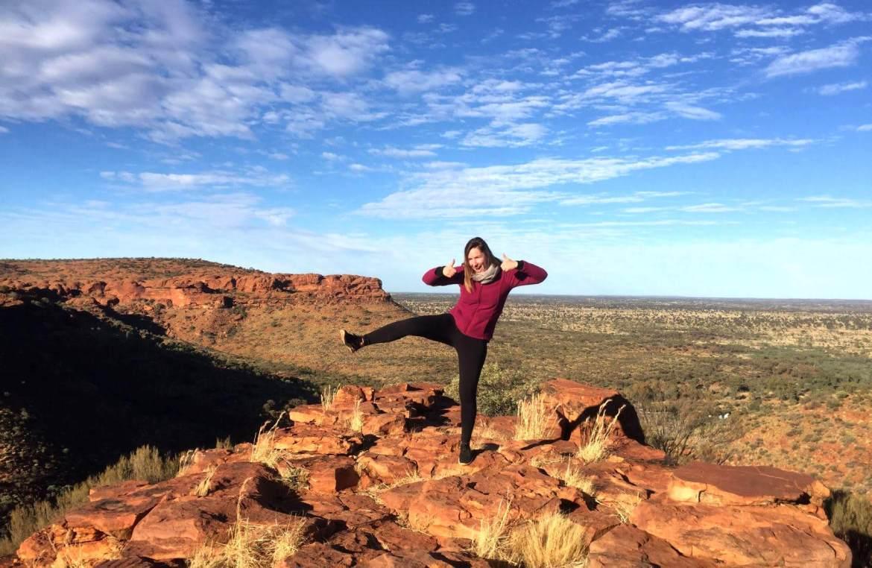 Backpacken in Australie
