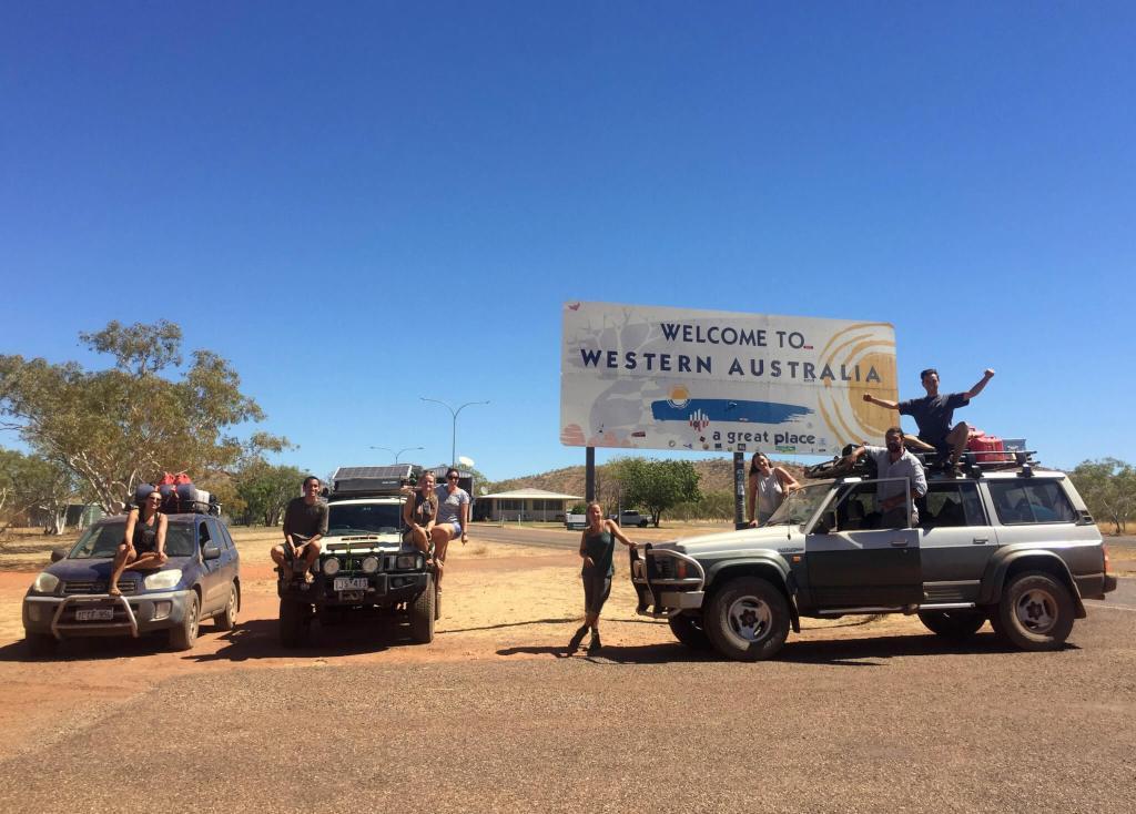 Het westen van Australie