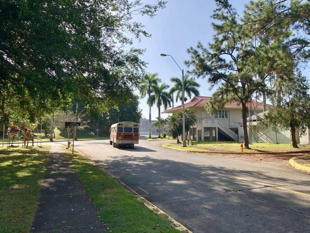 bus Panama