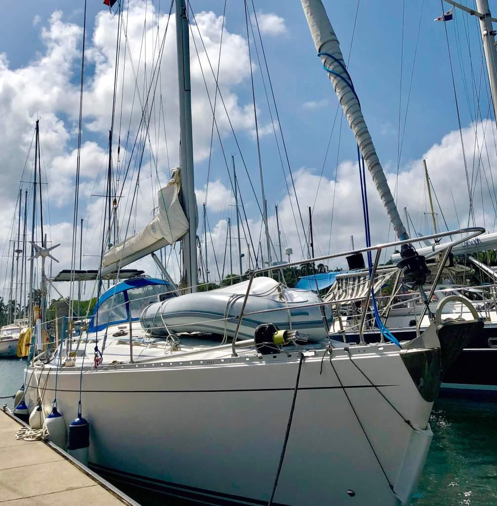 zeilschip Panama