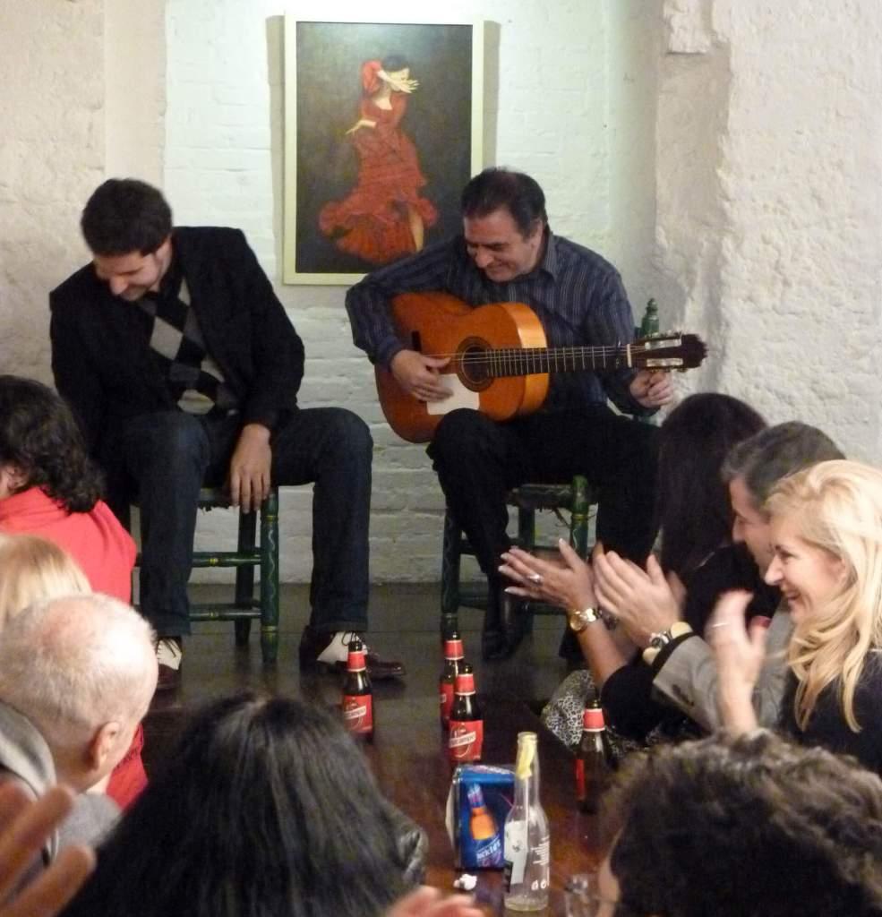 Carbonaria bar in Sevilla