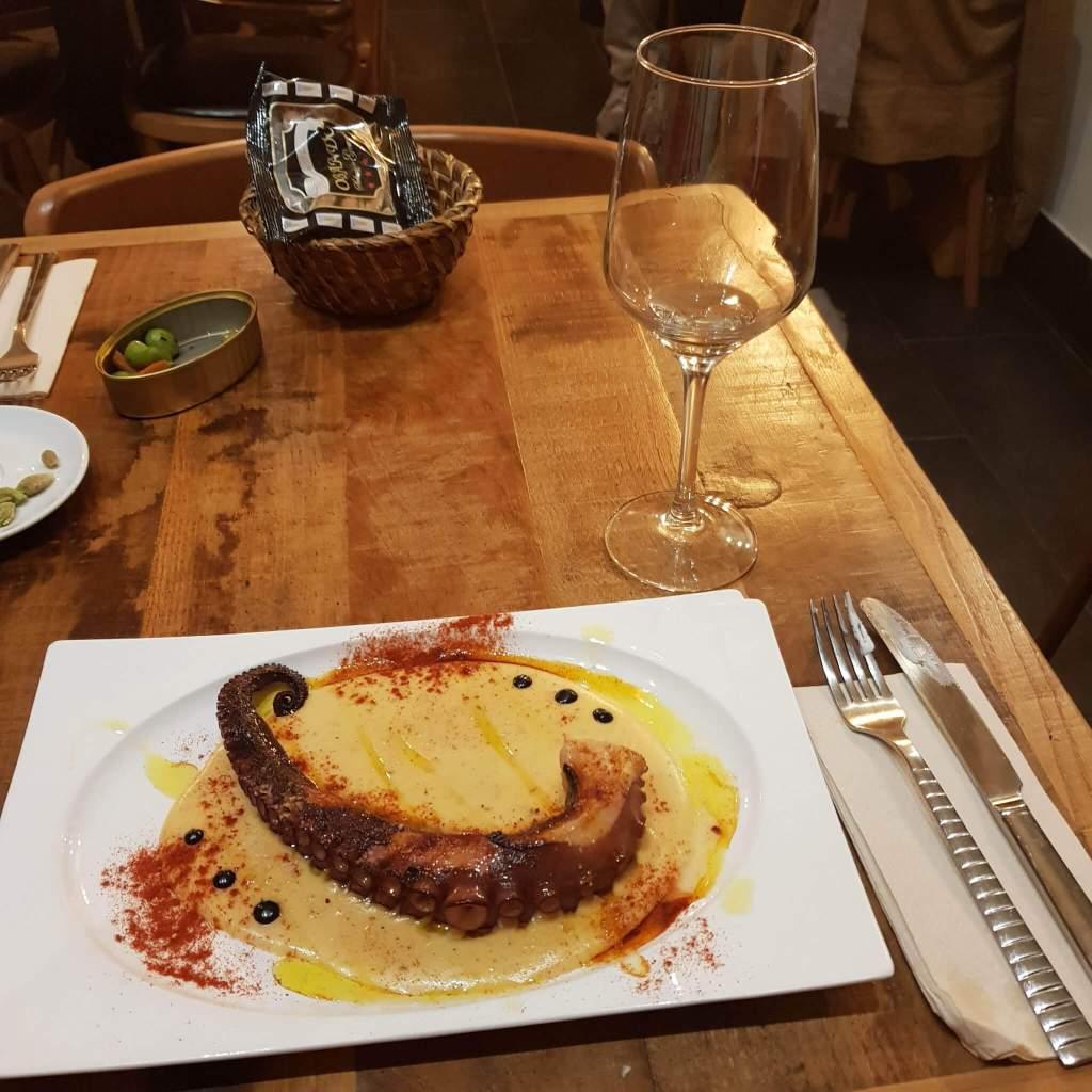 Lekker eten in Sevilla