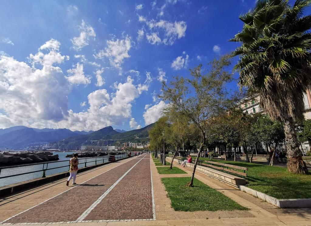boulevard van Salerno