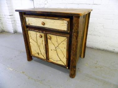 BIRCH-BEECH NIGHT STAND