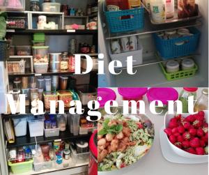 diet management diététique à domicile
