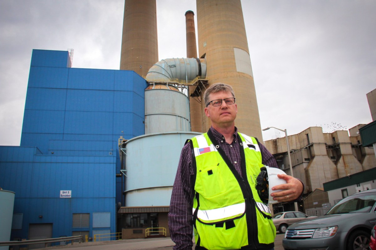 How A Pennsylvania Power Plant Is Cleaning Up Its Act The