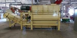 RIS Machine for Paper/Plastic Separation System