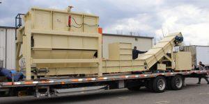 Fiber Recycling Separator System