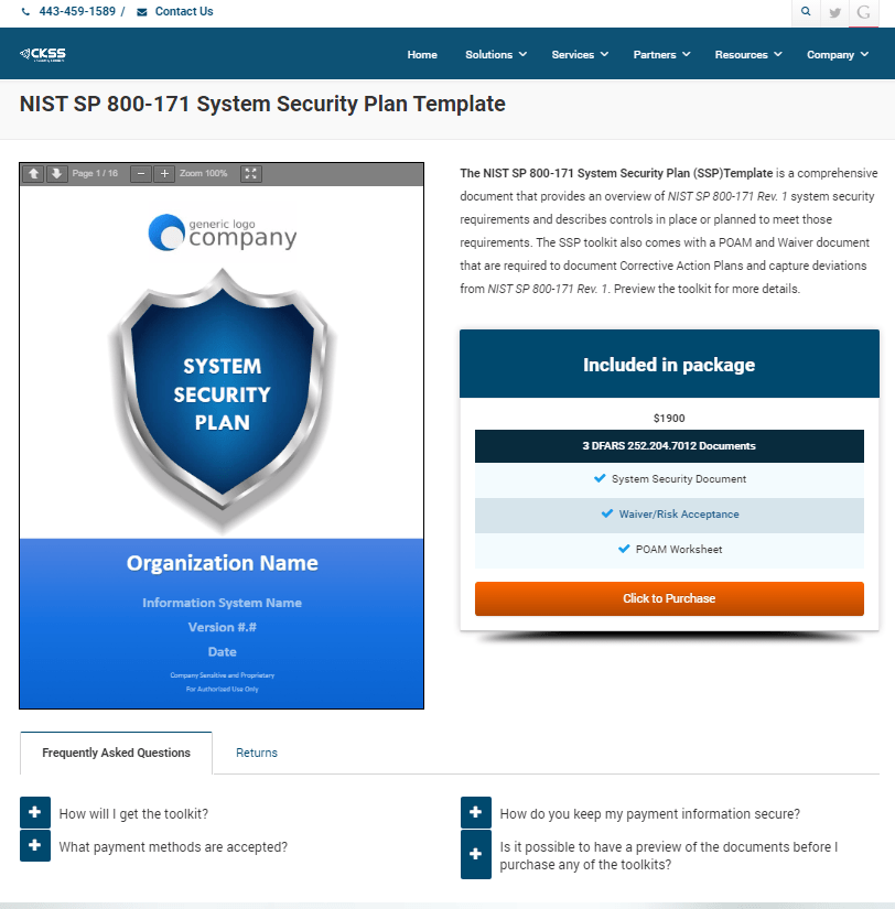 Case Study: Cybersecurity E-Commerce Store & Marketing Plan
