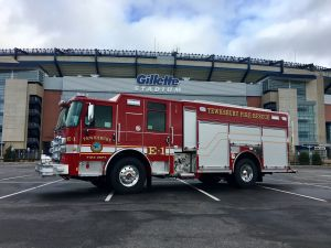 Allegiance Fire and Rescue Pierce Fire Truck