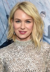 "NEW YORK, NEW YORK - MARCH 14: Actress Naomi Watts attends the New York premiere of ""Allegiant"" at the AMC Lincoln Square Theater on March 14, 2016 in New York City. (Photo by Jamie McCarthy/Getty Images)"