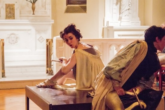 Amore in Orfeo ed Euridice