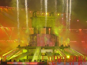 China National Games 2005 - Opening Ceremony (ancient times sequence 1)