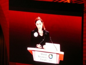 Sherry Turkle at World Business Forum 2012