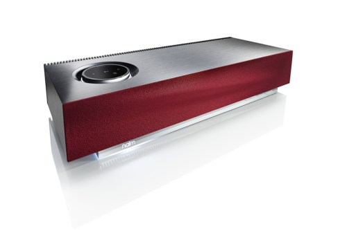 Naim Mu-so - Vibrant Red