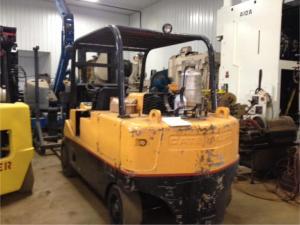 30000lb Cat Forklift For Sale 2