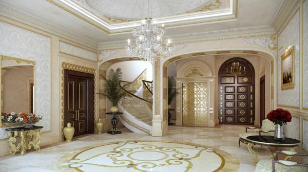 Eine Luxurise Villa In Qatar