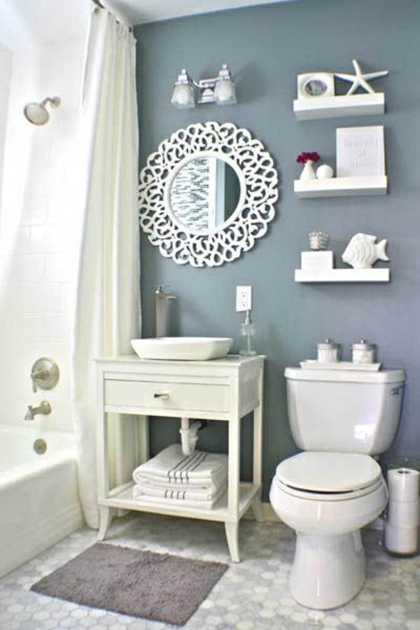 Rustic Bathroom Mirror