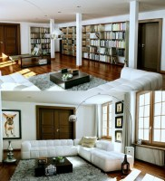 Wohnzimmer Gestaltungsideen   Haben Sie ein Regal für alle ...