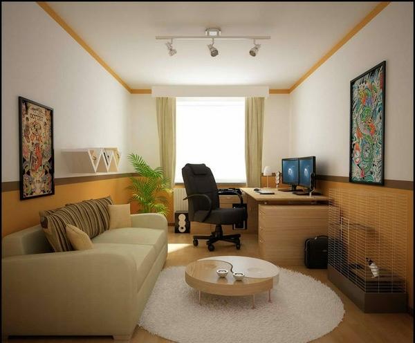 20 Kleine Wohnzimmer Ideen