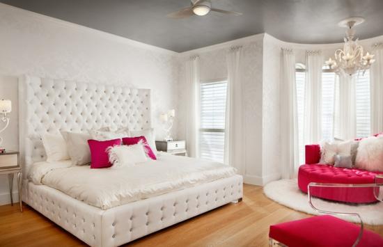 Schlafzimmer ideen pink  Schlafzimmer In Pink – Home Image Ideen
