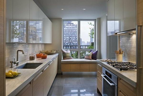 Wie Können Sie Schlau Die Kleine Küche Einrichten U2013 10 Nützliche Ideen