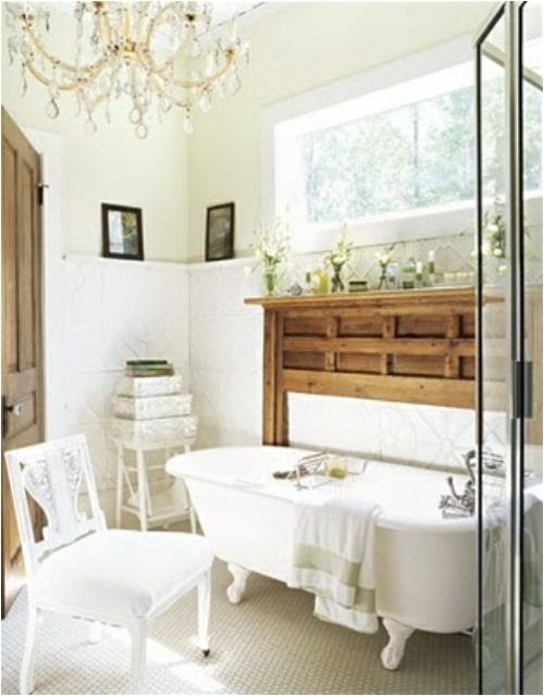 Modernes Badezimmer Im Frauenstil Wohnideen Fr Das